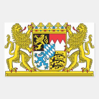 Bavaria Rectangular Sticker