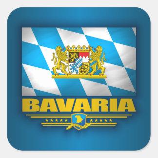 Bavaria Square Sticker