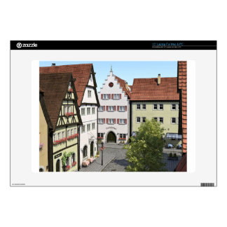 Bavaria Town From Above Decal For Laptop