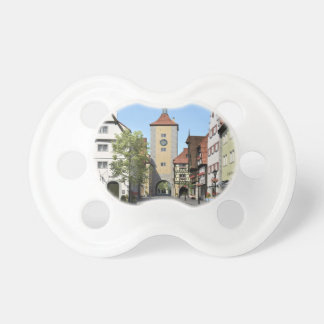 Bavaria Town Main Street Pacifier