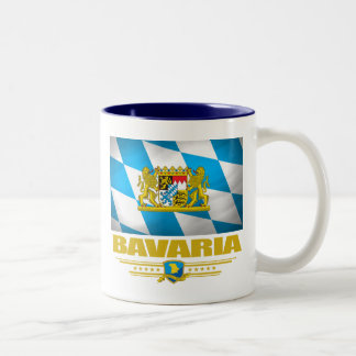 Bavaria Two-Tone Coffee Mug