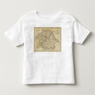 Bavaria, W�rttemberg and Baden Gr Toddler T-shirt