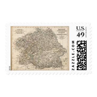 Bavaria, W�rttemberg, Baden, Hohenzollern Stamp