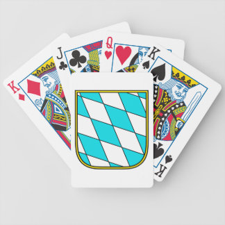 Bavaria Wappenzeichen Bicycle Playing Cards