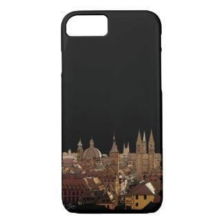 bavaria Wuerzburg Germany skyline architecture iPhone 8/7 Case