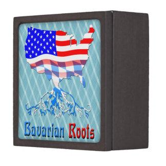 Bavarian American Roots Gift Box