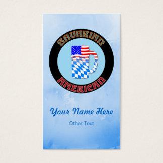 Bavarian American Stein Business Cards, German Business Card