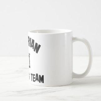 bavarian bayern drinking team classic white coffee mug