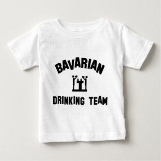 bavarian bayern drinking team t shirt