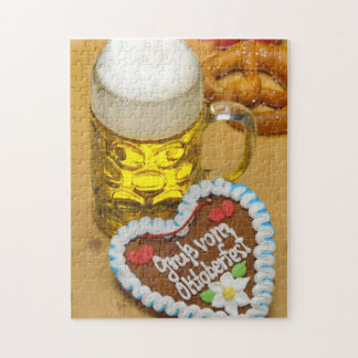 Bavarian beer 2 jigsaw puzzle