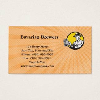 Bavarian Brewers Business Card