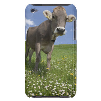 bavarian cow barely there iPod cases