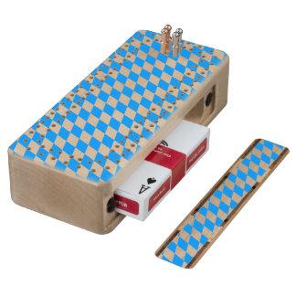 Bavarian Cribbage Board