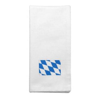 Bavarian flag Bavaria Cloth Napkin