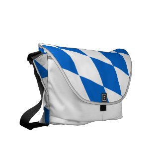 Bavarian flag Bavaria Courier Bag