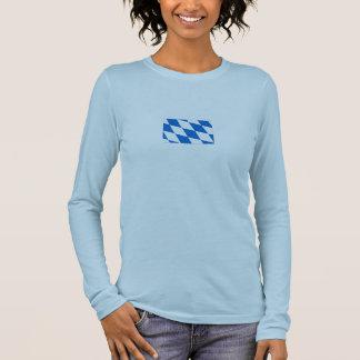 Bavarian flag Bavaria Long Sleeve T-Shirt