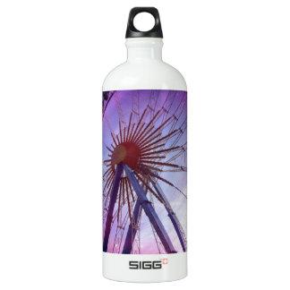 Bavarian folk festival water bottle