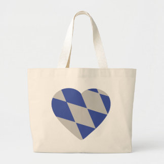 bavarian heart icon bags