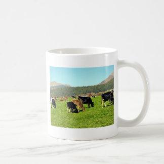 bavarian landscape coffee mug