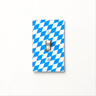Bavarian lozenges light switch cover