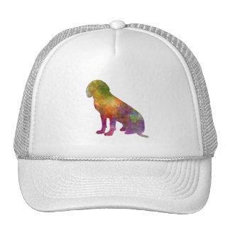 Bavarian Mountain Scenthound in watercolor Trucker Hat