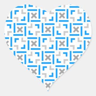 Bavarian Proud Heart Sticker