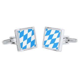 Bavarian Rautn Silver Cufflinks