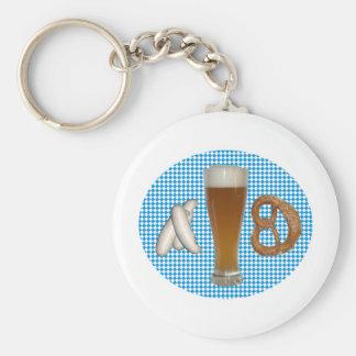 Bavarian snack keychain