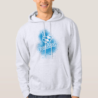 Bavarian Soccer Football Hoody