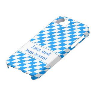 Bávaro moderno iPhone 5 Case-Mate funda