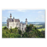Baviera Alemania de Neuschwanstein del castillo Cojinete
