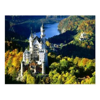 Baviera Alemania Tarjeta Postal