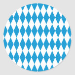 Baviera Bavaria fiesta de la cerveza Etiquetas Redondas