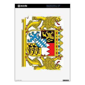 Baviera Calcomanías Para El iPad 2
