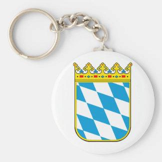 Baviera escudo de armas llaveros