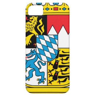 Baviera Funda Para iPhone 5 Barely There