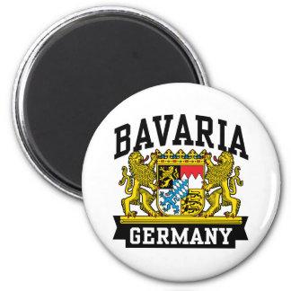 Baviera Imán Redondo 5 Cm
