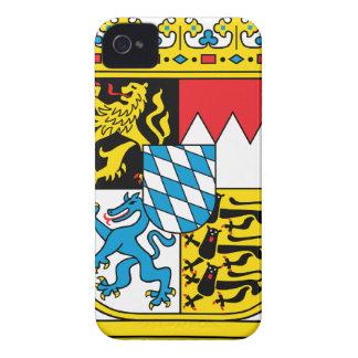 Baviera iPhone 4 Case-Mate Cobertura