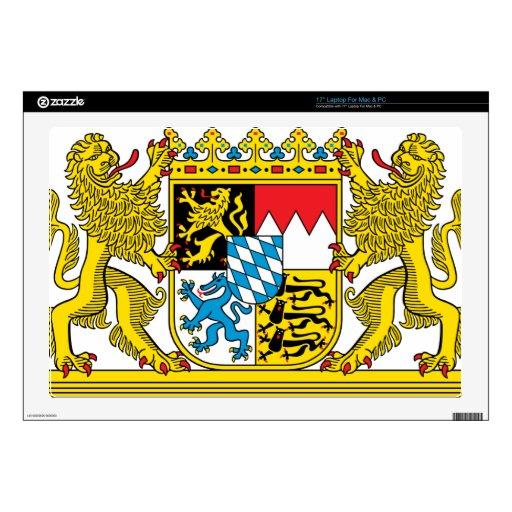 Baviera Portátil 43,2cm Skins