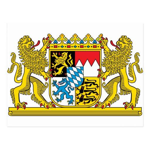 Baviera Postales
