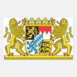 Baviera Rectangular Altavoces