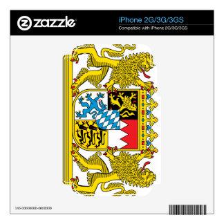Baviera Skins Para eliPhone 2G