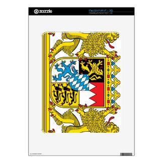 Baviera Skins Para iPad