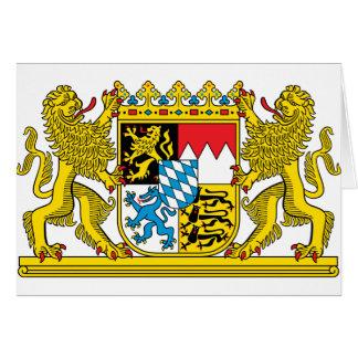 Baviera Tarjeta De Felicitación