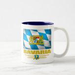 Baviera Taza De Café De Dos Colores