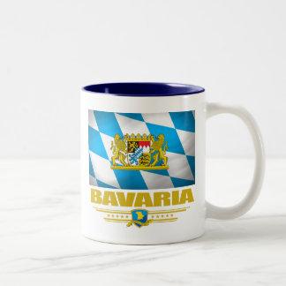 Baviera Taza De Dos Tonos
