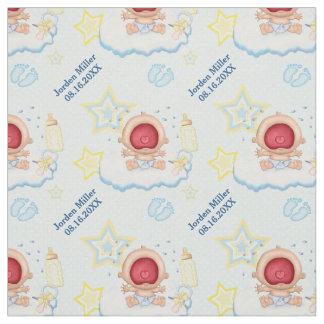 Bawling Baby Boy - Custom Text Fabric