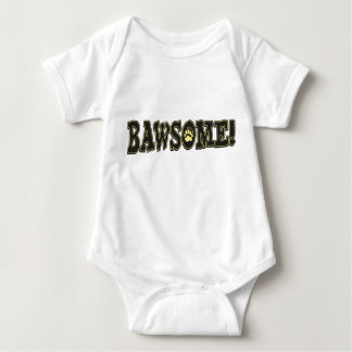Bawsome Boston Awesome Baby Bodysuit