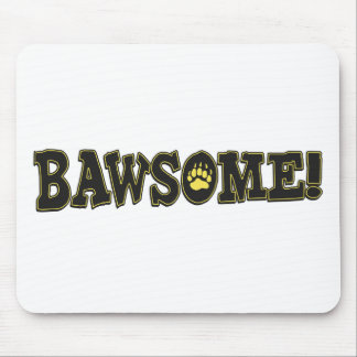 Bawsome Boston Awesome Mouse Pad