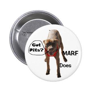 Baxter, Got Pits? Buttons